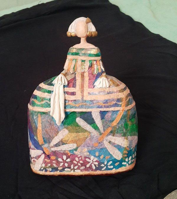 menina libelula, regalos unicos, regalos originales, artesania