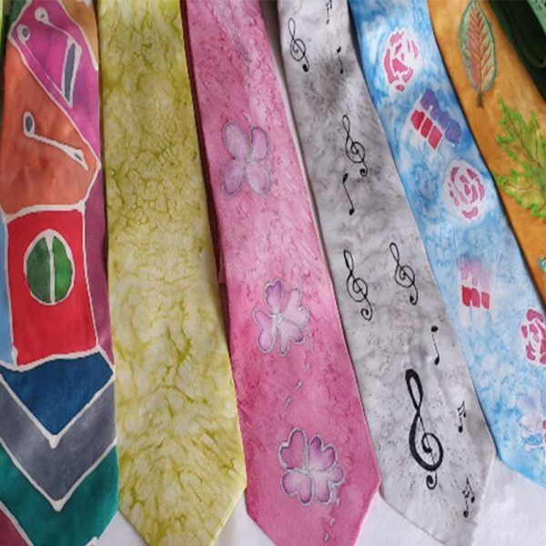 Corbatas de seda para hombre