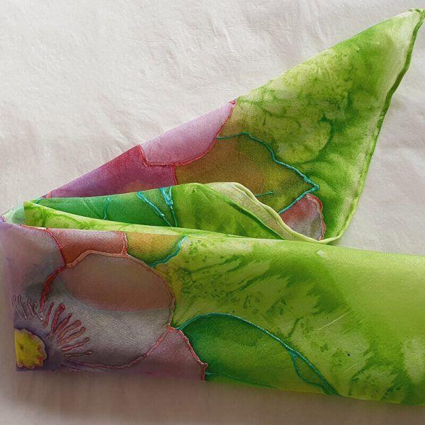 pulseras de seda para mujer